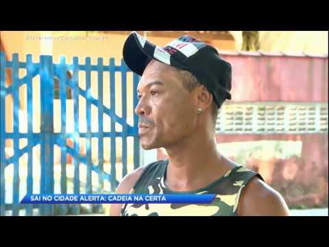 Filho encontra assassino da mãe após reportagem do Cidade Alerta