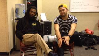 Andy Mineo and Propaganda interview a legend!!