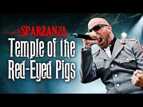 "Sparzanza ""Temple Of The Red-Eyed Pigs"""