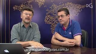 Pesquisas eleitorais agitaram a disputa eleitoral em #Goiás