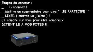 Concours HD PVR a gagner !