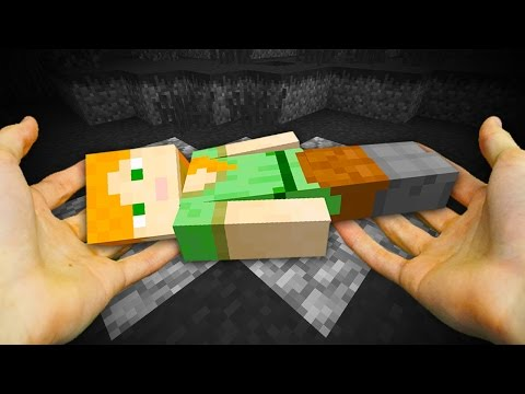 REALISTIC MINECRAFT - THE END OF ALEX...  😭