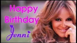 Happy 45th Birthday Jenni Rivera!