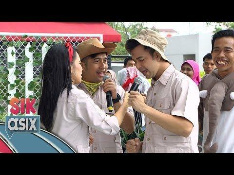 Asyik Banget Nih, Ayu Ting Ting Nyanyi Bareng Raffi Ahmad BUAYA BUNTUNG  - Sik Asix (15/12)