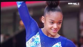 Artistic Gymnastics World Championships Doha 2018 - Floor