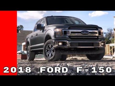 New 2018 Ford F-150 Truck