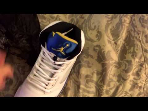 air-jordan-retro-5s-laney-review!!!!!-✔🏆