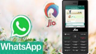 How to install whatspp in jio phone || jio phone WhatsApp | jio whtaspp