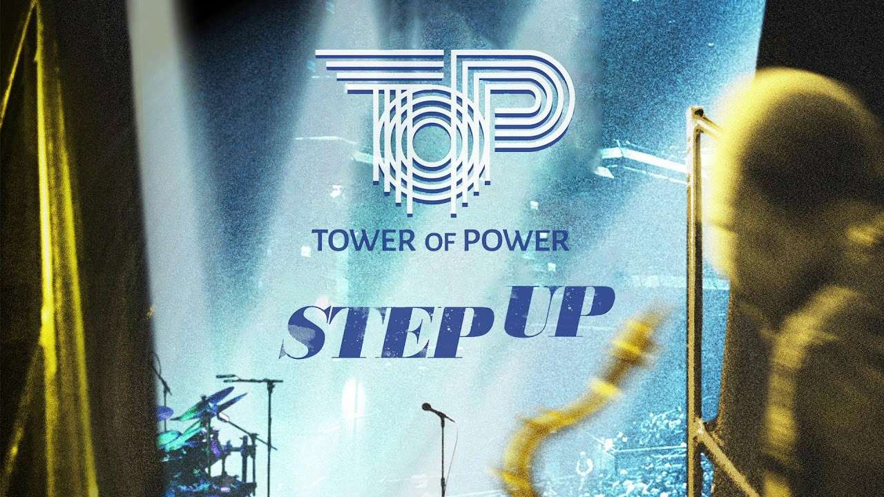 Image result for Tower of Power - Step Up