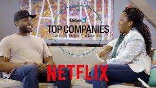 LinkedIn Top Companies 2018: Netflix