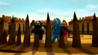 Ninjago Official Theme-Born to be a Ninja-The Fold