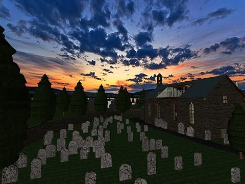 Scottish Church Conversion - A \'MidSummers Night\' Grand Design - YouTube