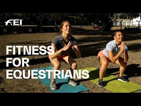 Tabata Workout improve your fitness! feat. Ali & Mari | Health & Fitness