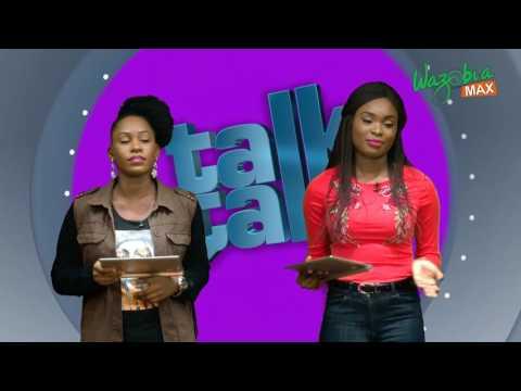 Women in the media with Sharon Ogunleye   Talk Talk