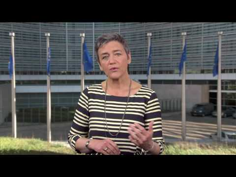 Special Message From Margrethe Vestager on the Importance of Antitrust