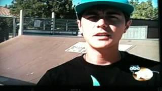 Brian Aragon on Channel 10 News San Diego