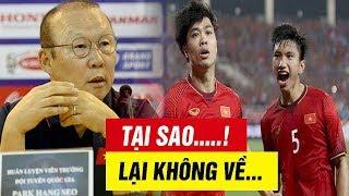 ✅Thầy Park bất ngờ nhận tin dữ về Công Phương và Văn Hậu trước trận gặp UAE