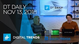 DT Daily Ep. 16 Nov 13, 2018 CEO of Indiegogo, Amazon