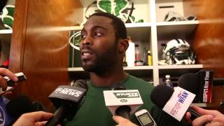 Jets QB Michael Vick reflects on playing for the Jets this season