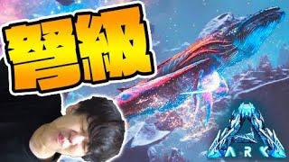 超巨大宇宙クジラをテイムするぞ!-PART19-【ark survival evolved(Genesis)】