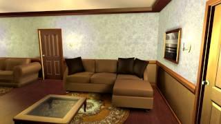 проект частного дома(первоначальный вариант общего стиля интерьера., 2011-07-23T18:04:23.000Z)