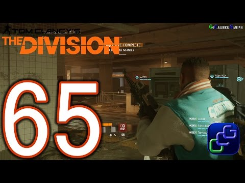 Tom Clancy's The Division Walkthrough - Part 65 - Underground: 1 Phase Operation Challenging