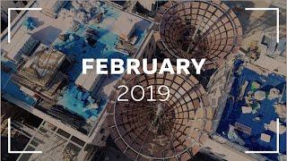 Expo 2020 Dubai   Latest Drone Footage