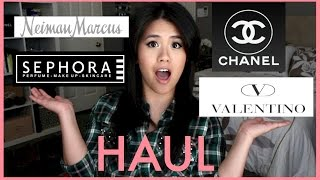 Massive Haul: Chanel, Sephora, Ulta, Rae Morris, and MORE! Thumbnail