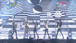 [SHINee] 130131 22nd Seoul Music Awards - Sherlock