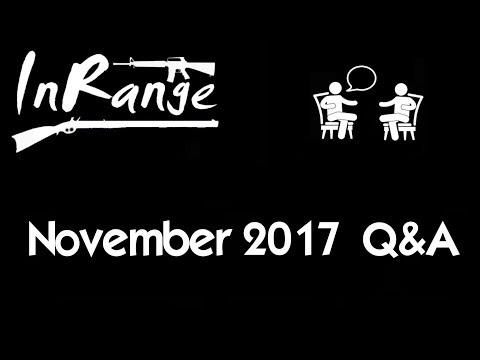 November 2017 Q&A