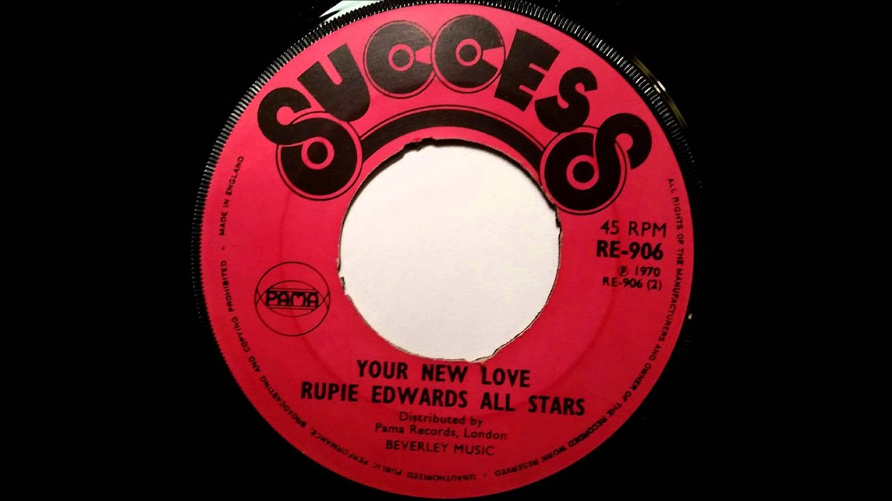 Rupie Edwards Allstars Never Miss Redemption