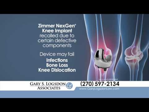 Zimmer NexGen Knee Recall - YouTube