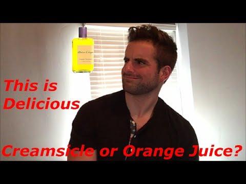 Atelier Cologne Orange Sanguine Review - Very Tasty