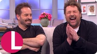 The Bromantic Alfie Boe and Michael Ball Talk Music and Touring! | Lorraine