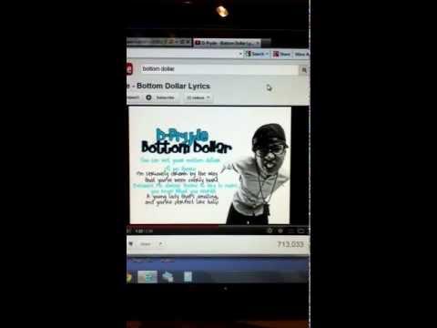 Bottom Dollar Lyrics