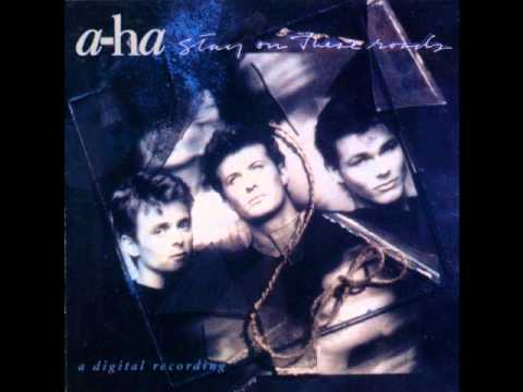 A-ha - Out of blue comes green