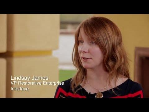 Lindsay James: Studio C interview at GreenBiz Forum 2014