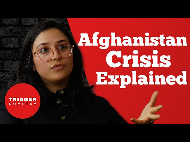 Afghanistan Crisis Explained with Shabnam Nasimi
