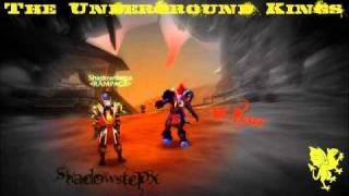 Underground Kings - DJ Kazz ft: Shadowstepx