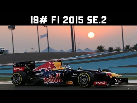 19# F1 2015 Se.2 ►Sbohem F1 2015►VC Abu Dhabi ►Redbull Team►Thrustmaster T500 F1 Addon[CZ/SK]