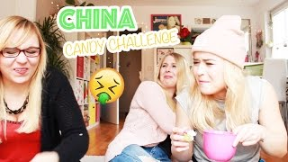CHINA CANDY CHALLENGE  / by GossipGold (Chinese Food deutsch)