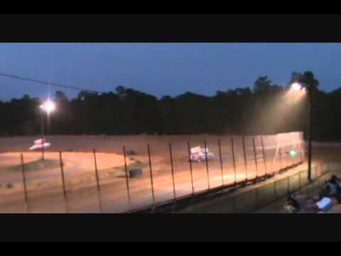 Heat 3, Champion Park Speedway, Minden La, 8-20-11