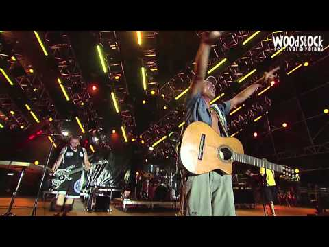 Manu Chao - WOODSTOCK Festival Poland 2014