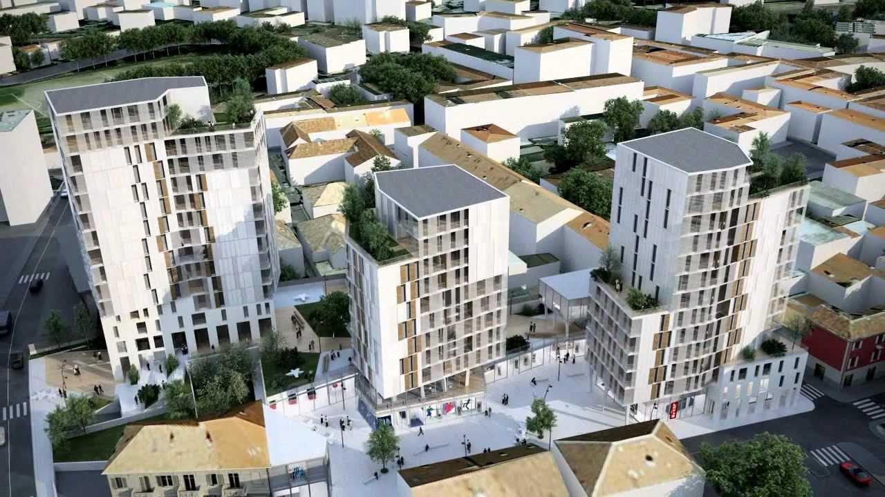 Progetto di ristrutturazione urbanistica ex standa wmv for Progetto di ristrutturazione