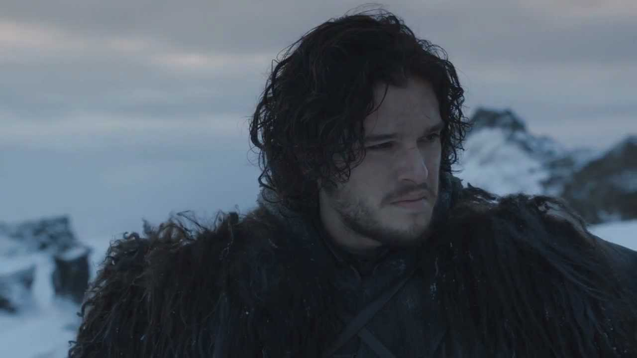 Game of Thrones: Season 2 - The Night's Watch Oath (HBO)