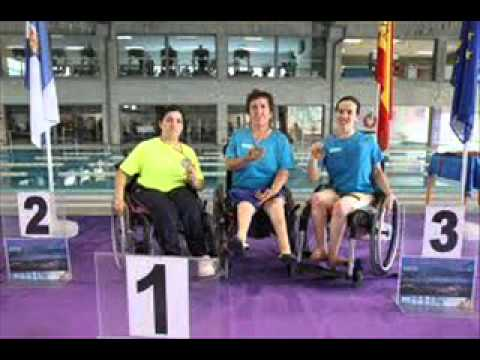 Deportes Para Personas Con Discapacidad Fisica Youtube