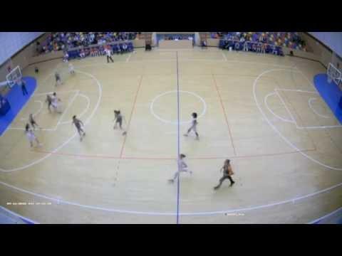 Alexandria v. Galati Full Game (Elan Brown #23) 2015-16