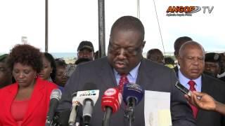 Ministro da Defesa preside 26º aniversário da batalha do Cuito Cuanavale