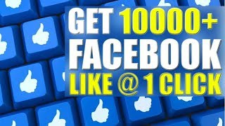 How to Increase Facebook Likes 2018 ||1000 Likes on Facebook photo || Auto Liker 2018!!