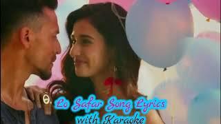 Lo safar karaoke song with lyric